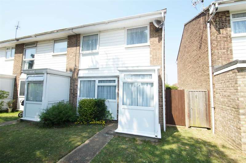 3 Bedrooms End Of Terrace House for sale in Roebuck Green, Cippenham, Slough