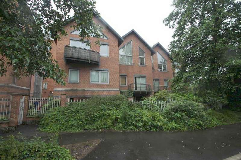2 Bedrooms Flat for sale in The Waterfront, Duns Lane, Leicester