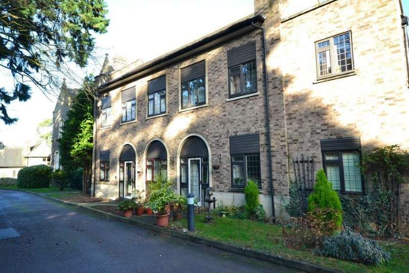2 Bedrooms Apartment Flat for sale in Stoneleigh Manor, Stoneygate Road, Stoneygate, Leicester