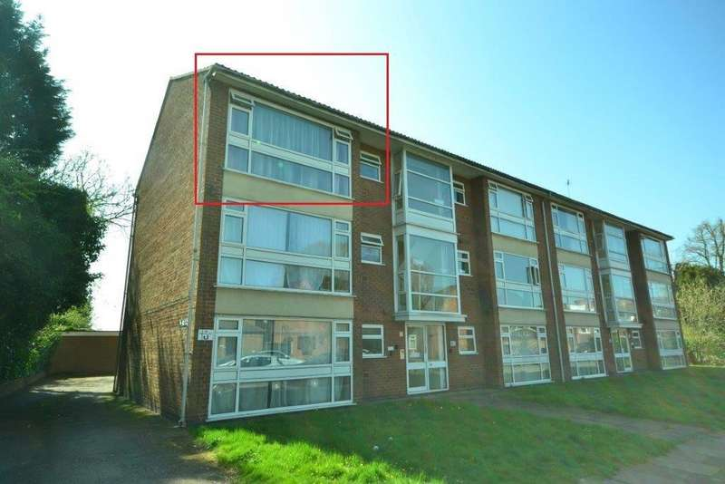 2 Bedrooms Flat for sale in Avenue Road, Stoneygate, Leicester, Leicestershire