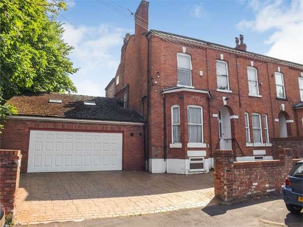 9 Bedrooms Semi Detached House for sale in Heaton Road, Manchester