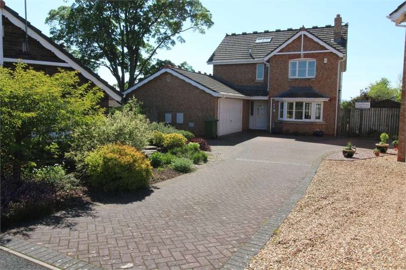 4 Bedrooms Detached House for sale in CA11 8UQ Carleton Fields, Penrith, Cumbria