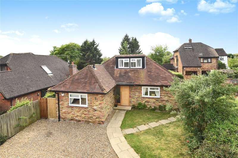 3 Bedrooms Detached Bungalow for sale in Nicol Road, Chalfont St. Peter, Gerrards Cross, Buckinghamshire, SL9