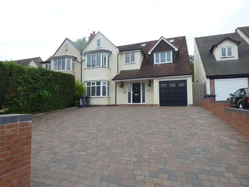 5 Bedrooms Semi Detached House for sale in Croftdown Road, Harborne, Birmingham, B17 8RE