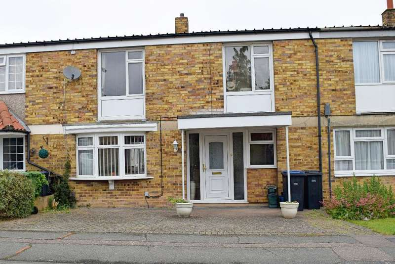 3 Bedrooms Terraced House for sale in Spinning Wheel Mead, Harlow, CM18 7AB