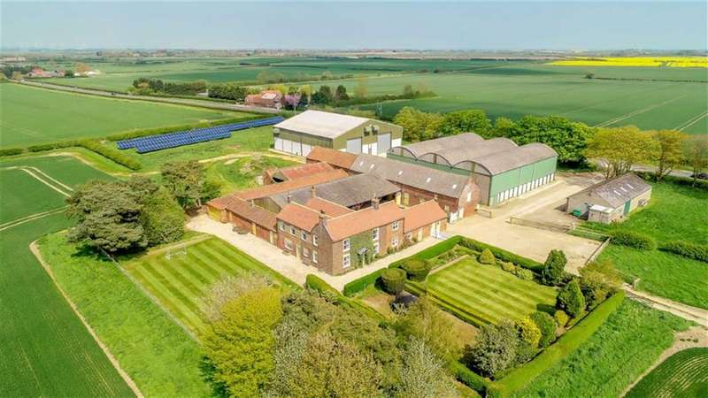 6 Bedrooms Farm Commercial for sale in Beverley Road, Beeford, East Yorkshire