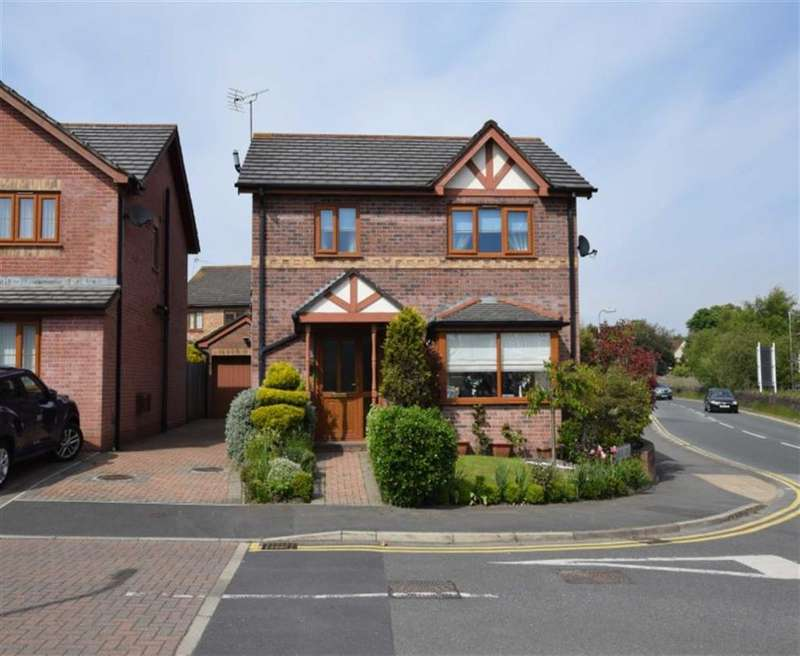 3 Bedrooms Detached House for sale in Pembroke Close, Barrow In Furness, Cumbria