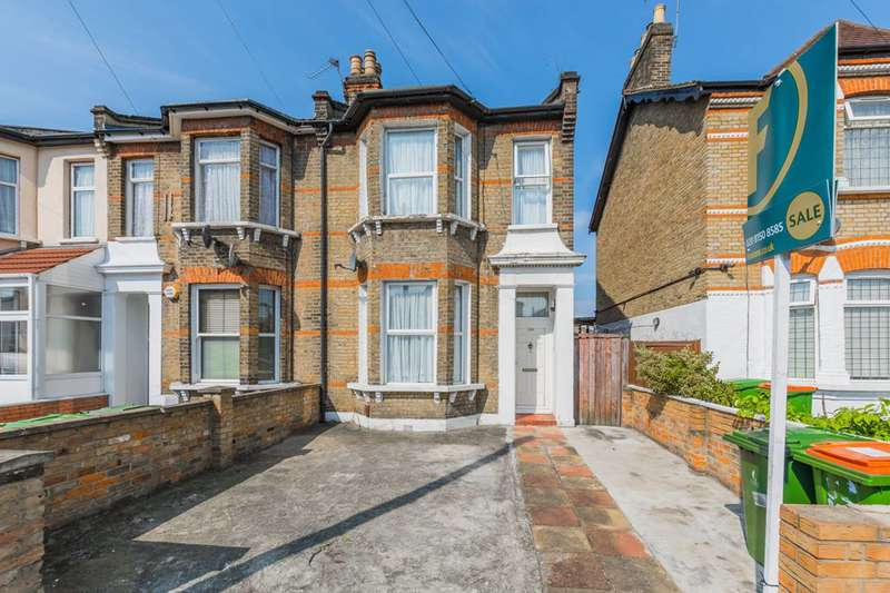 3 Bedrooms Semi Detached House for sale in Disraeli Road, Forest Gate, E7