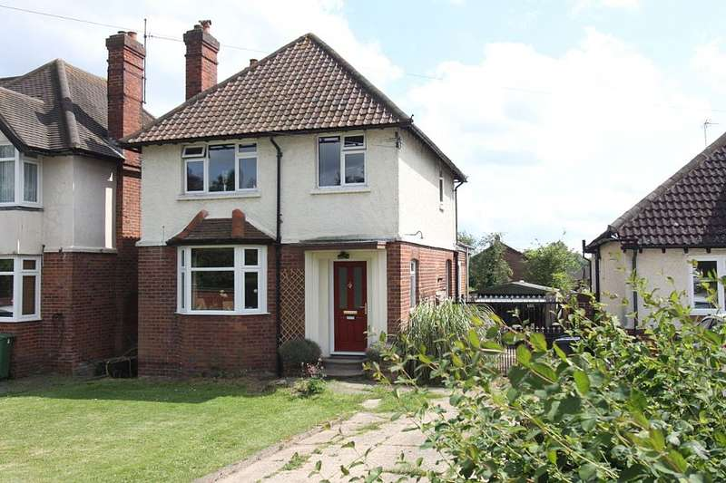 3 Bedrooms Detached House for sale in Bath Road, Calcot, Reading, Berkshire, RG31 7QH