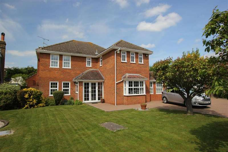 5 Bedrooms Detached House for sale in East Hanningfield, Chelmsford