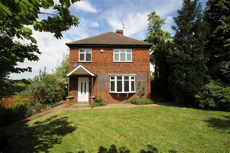 3 Bedrooms Detached House for sale in High Street, Reepham, Lincoln, Lincolnshire