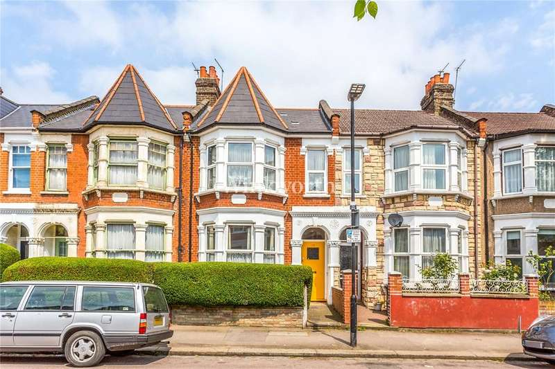 3 Bedrooms Terraced House for sale in Falkland Road, London, N8