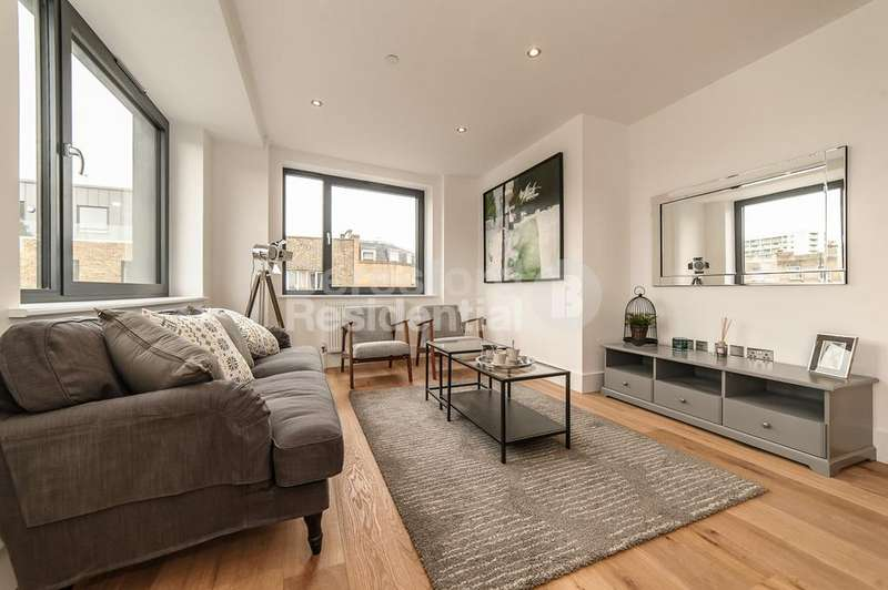 2 Bedrooms Apartment Flat for sale in Coldharbour Lane, Brixton, SW9
