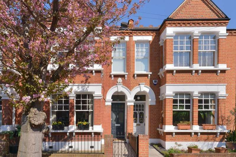 6 Bedrooms House for sale in Bellevue Road, London, SW13