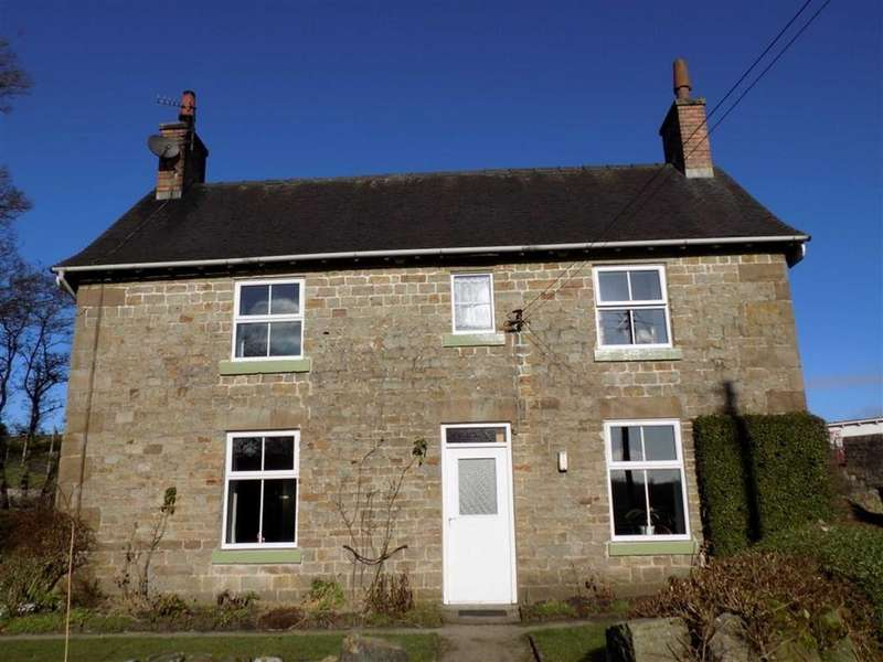 3 Bedrooms Detached House for sale in Winkhill, Staffordshire