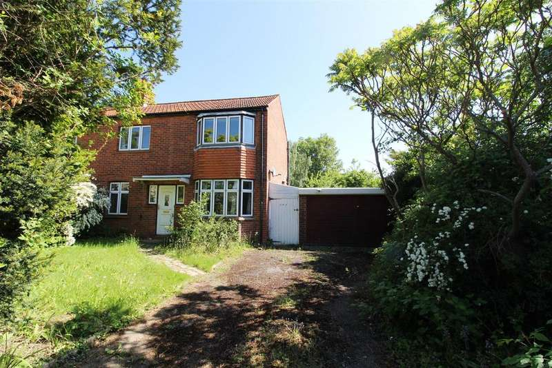 3 Bedrooms Semi Detached House for sale in Kidmore Road, Caversham, Reading