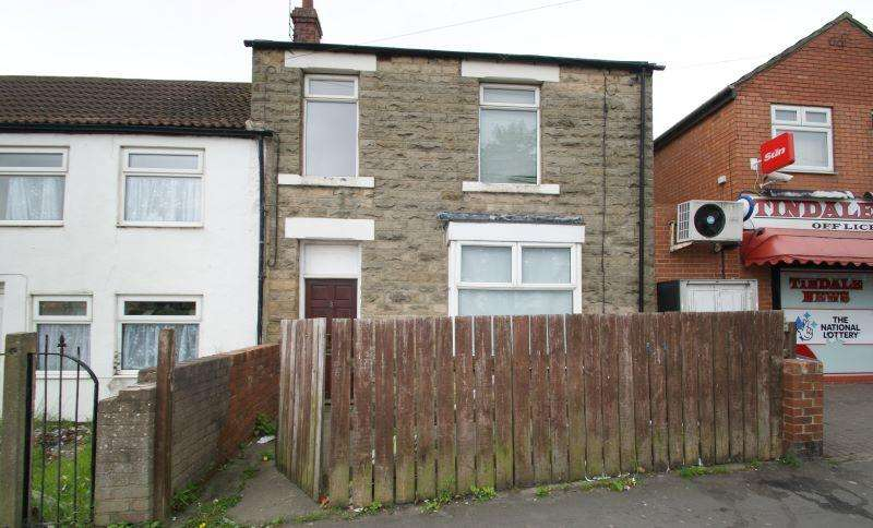 3 Bedrooms Terraced House for sale in Greenfields Road, Bishop Auckland, County Durham, DL14 9TE