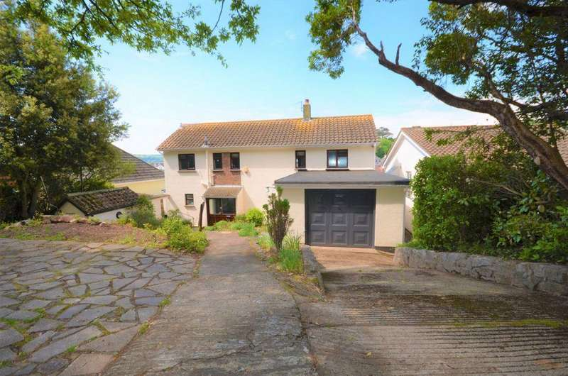 4 Bedrooms House for sale in Barnpark Road, Teignmouth, TQ14