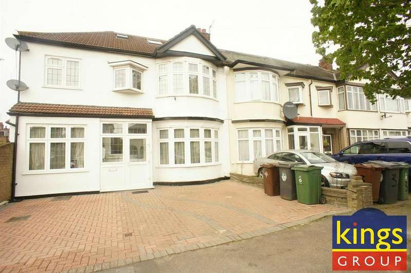 5 Bedrooms End Of Terrace House for sale in Rolls Park Avenue, London