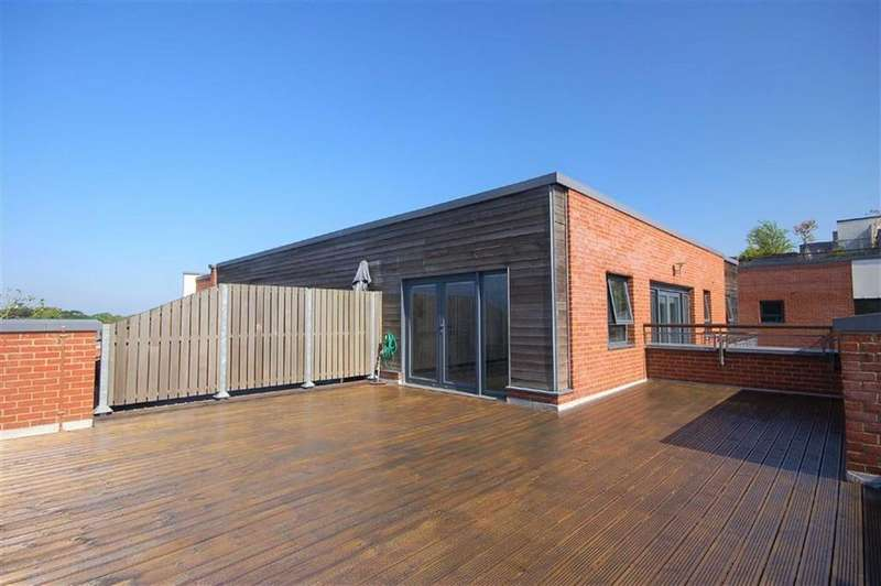 2 Bedrooms Penthouse Flat for sale in Citipeak, 874 Wilmslow Road, Didsbury, Manchester, M20
