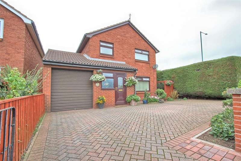 4 Bedrooms Detached House for sale in Larkswood Road, Kirkleatham