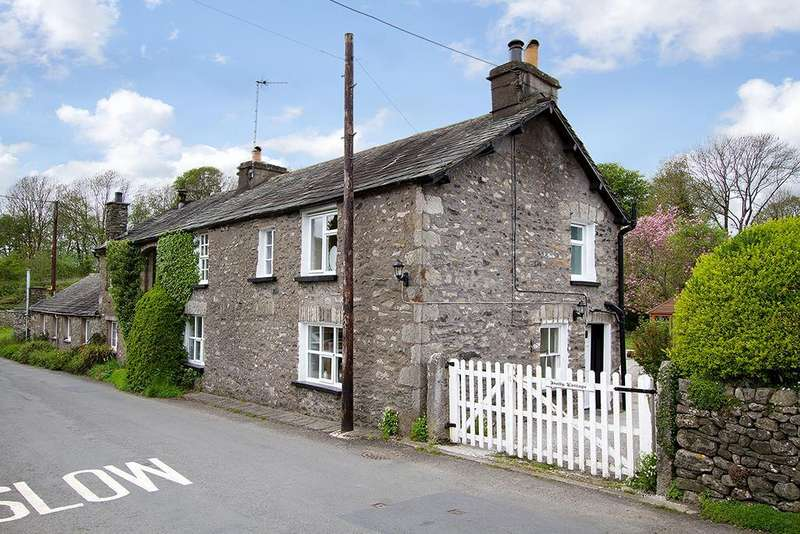 3 Bedrooms Semi Detached House for sale in Holly Cottage, Sedgwick, Kendal