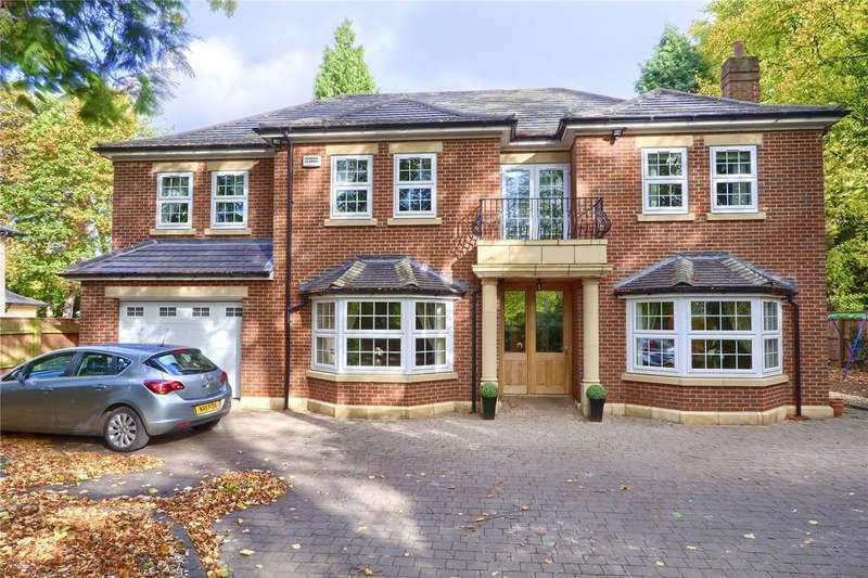 5 Bedrooms Detached House for sale in The Grove, Marton