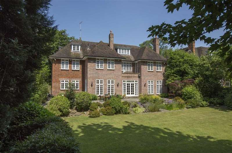 7 Bedrooms House for sale in Ingram Avenue, Hampstead Garden Suburb, London, NW11
