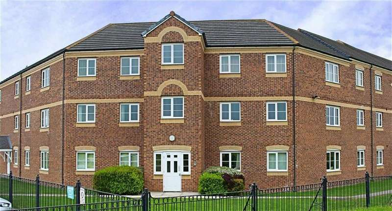 2 Bedrooms Apartment Flat for sale in Rockingham Court, Acklam
