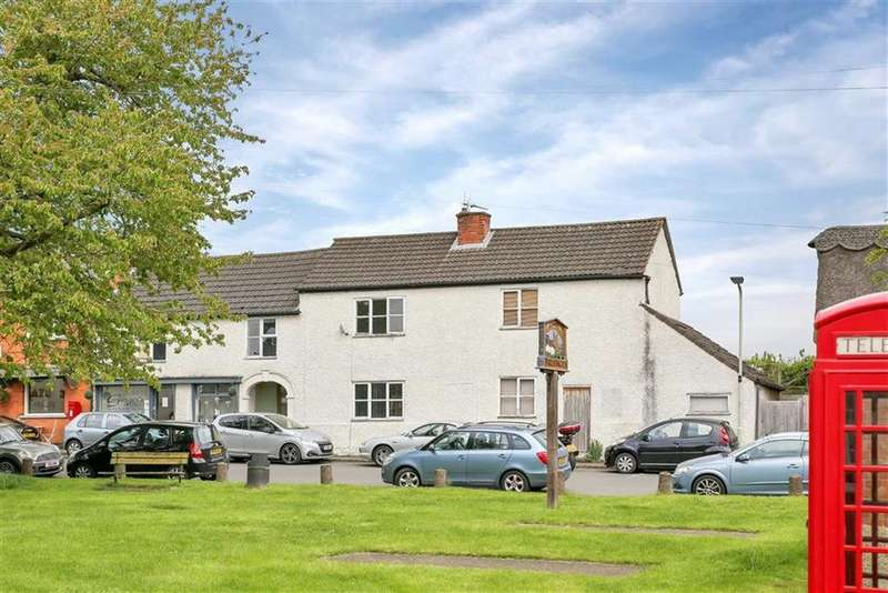 7 Bedrooms Cottage House for sale in The Green, Thrussington, Leicestershire