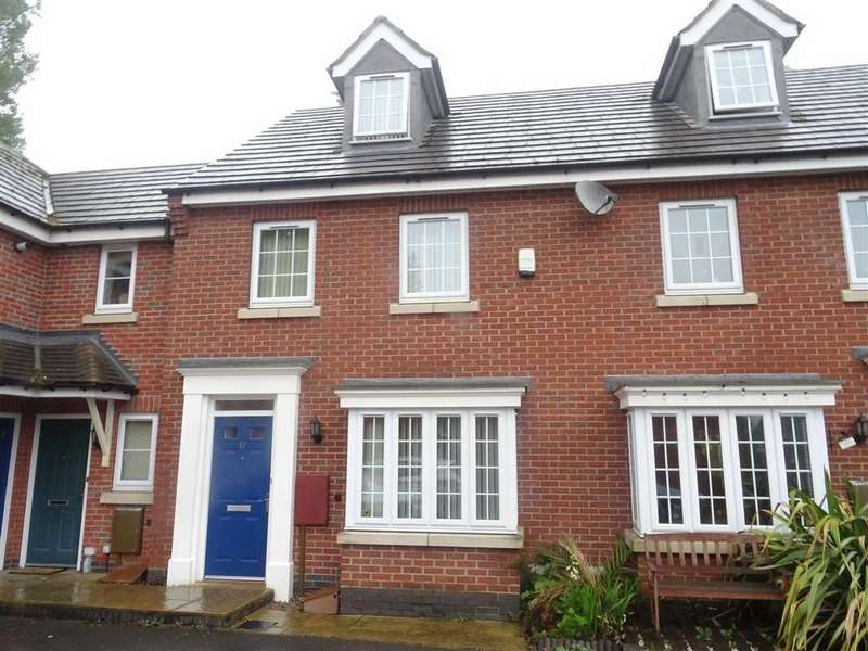 3 Bedrooms Town House for sale in Beechrome Drive, Earl Shilton