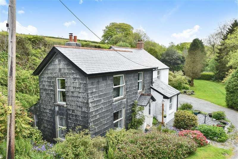 4 Bedrooms Land Commercial for sale in Lamerton, Tavistock, Devon