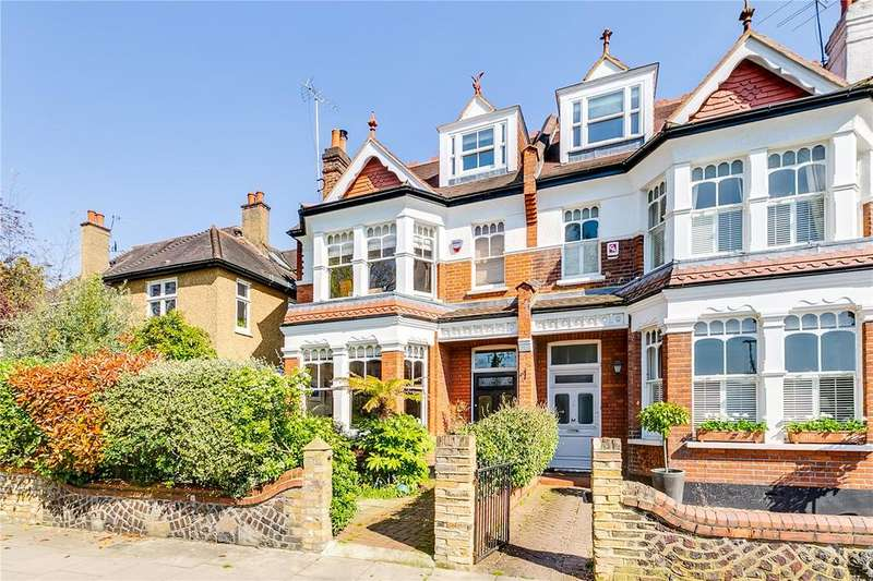6 Bedrooms Semi Detached House for sale in Park Road, Chiswick, London