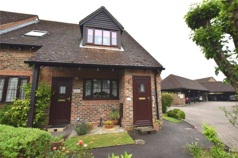 1 Bedroom Retirement Property for sale in Highfield Court, Burghfield Common, Reading, Berkshire, RG7