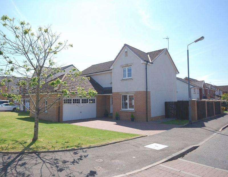 4 Bedrooms Detached Villa House for sale in 22 Corton Lea, Alloway, Ayr, KA6 6GJ