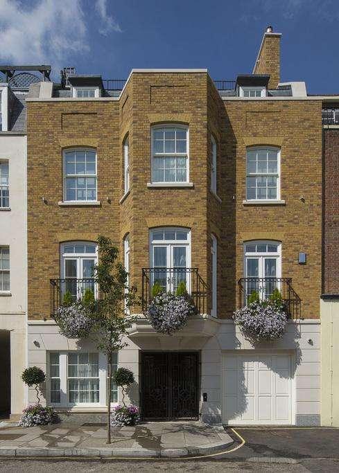 4 Bedrooms Town House for sale in Farm Street, Mayfair, London, W1J