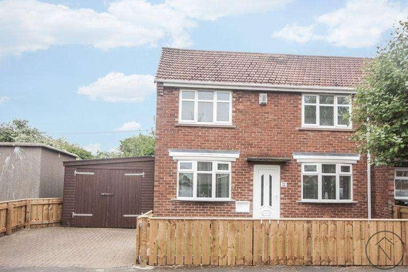 3 Bedrooms End Of Terrace House for sale in Gilside Road, Billingham