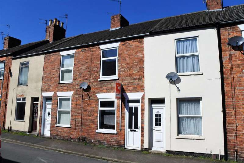 2 Bedrooms Terraced House for sale in College Street, Grantham