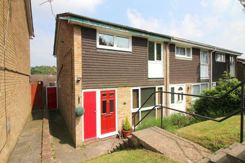 3 Bedrooms End Of Terrace House for sale in Devon Road, Luton, Bedfordshire, LU2 0RY