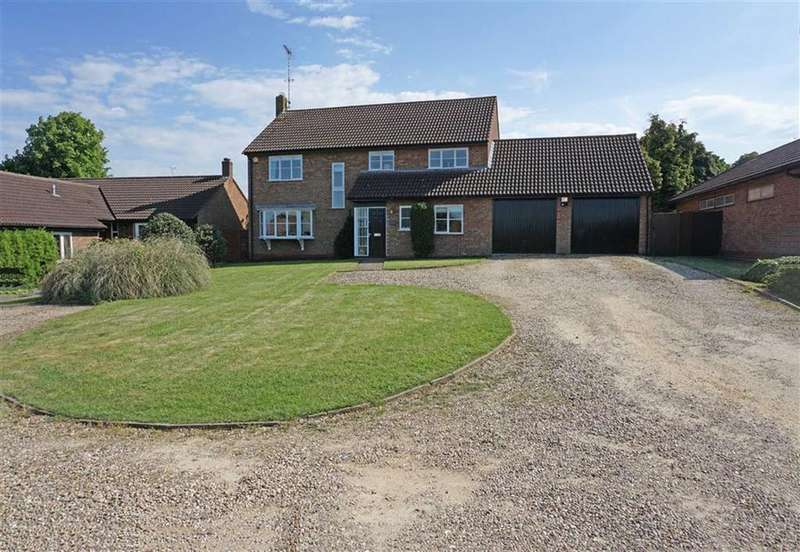 4 Bedrooms Detached House for sale in Main Street, 11 Main Street, Leicester