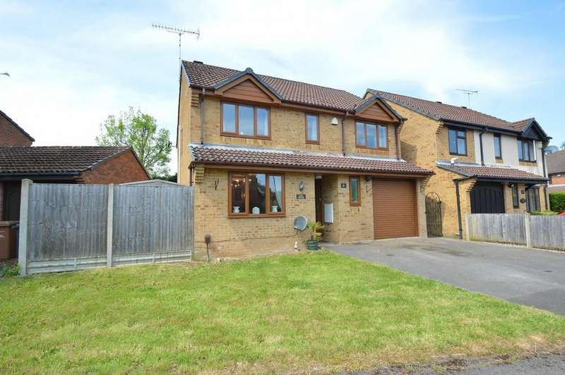 5 Bedrooms Detached House for sale in Liddel Way, Chandler's Ford