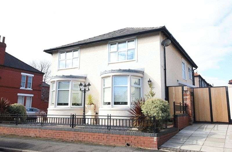 4 Bedrooms Property for sale in Granard Road, Wavertree, Liverpool, L15