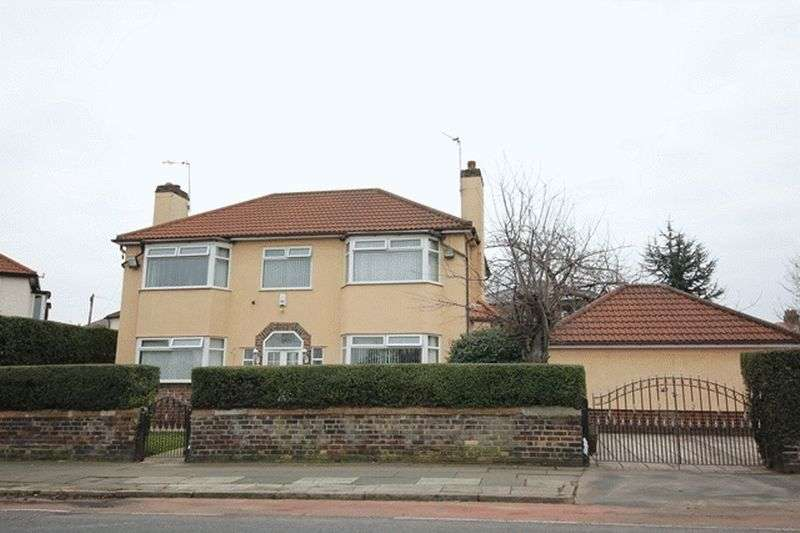 5 Bedrooms Property for sale in Woolton Road, Wavertree, Liverpool, L15