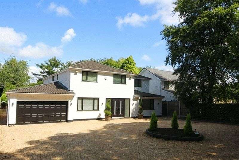 5 Bedrooms Property for sale in Woolton Road, Liverpool