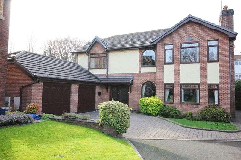 5 Bedrooms Property for sale in Sunrise Close, Grassendale, Liverpool, L19