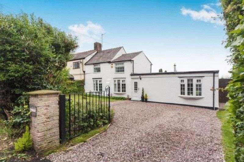3 Bedrooms Property for sale in Greensbridge Lane, Tarbock, Prescot, L35