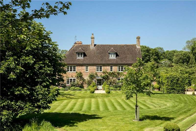 7 Bedrooms Farm House Character Property for sale in Cadley, Marlborough, Wiltshire, SN8