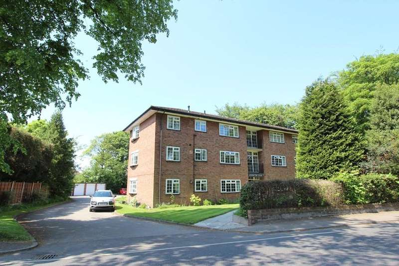 2 Bedrooms Flat for sale in Jenneth Court, Heaton Mersey