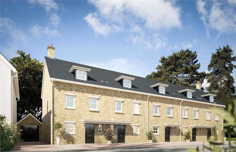 4 Bedrooms End Of Terrace House for sale in Aurum Green, Crockford Lane, Chineham, RG24