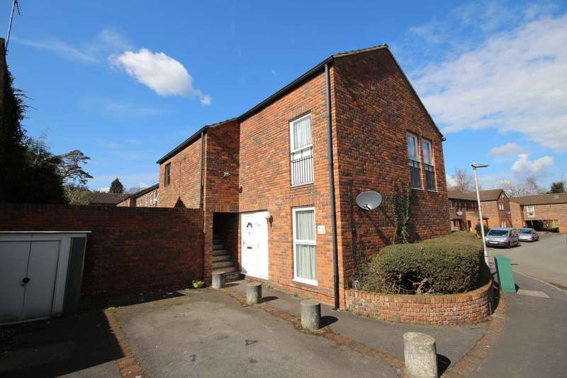 2 Bedrooms Maisonette Flat for sale in Kimberley, Bracknell
